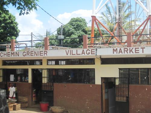 Chemin Grenier Village Market
