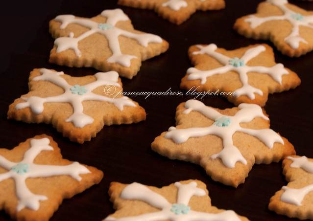biscotti arancia cannella