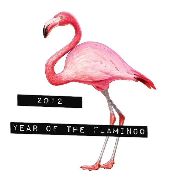 2012 Year of the Flamingo