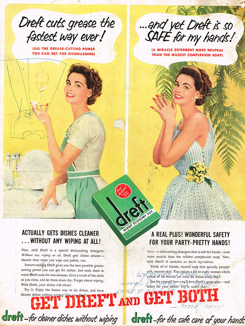Vintage Ad #1,801: Get Dreft and Get Both