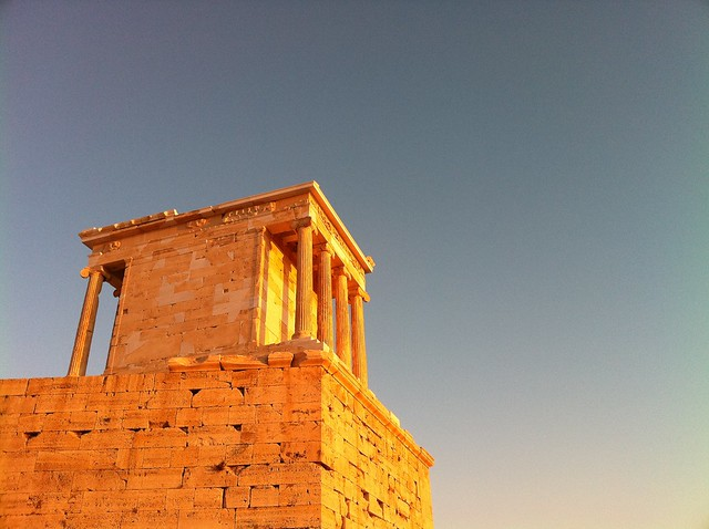 Temple of Athena Nike, Acropolis
