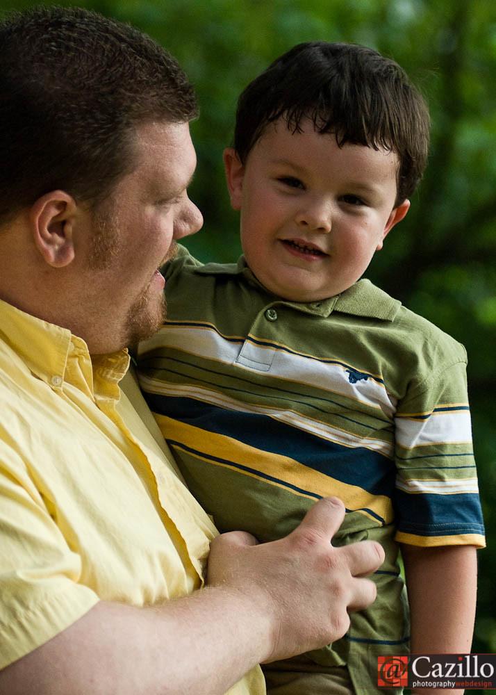 Greg & his Nephew Alex