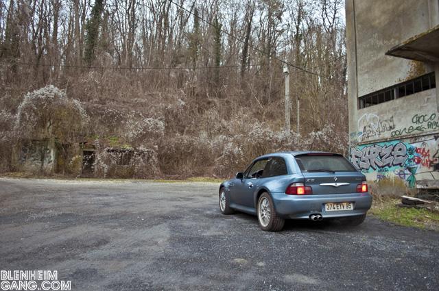 M54B30 Z3 Coupe | Atlanta Blue | Black
