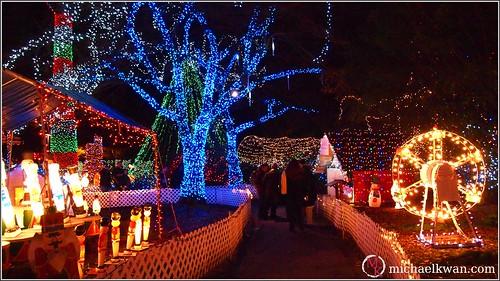 Bright Nights in Stanley Park