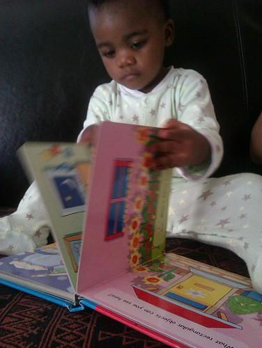 Thanda Reading