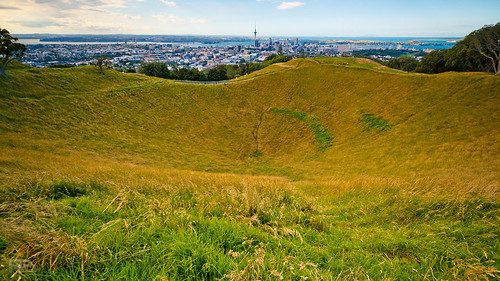 The View Past Mount Eden