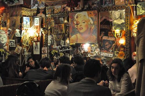 rencontre paris restaurant