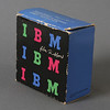 IBM packaging by Paul Rand by Javier Garcia Design