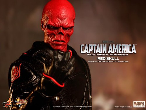 Red Skull_Hot Toys preview pictures