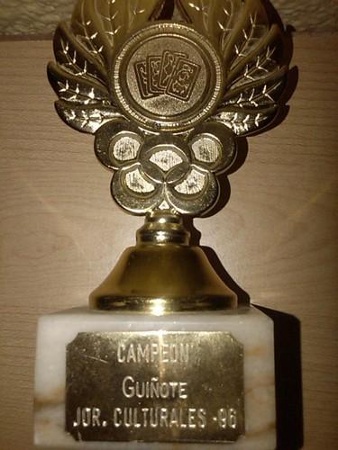 Trofeo Guiñote Rodrigo