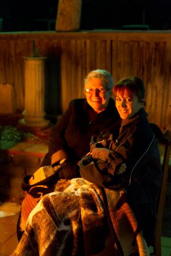 Ellen and Karen