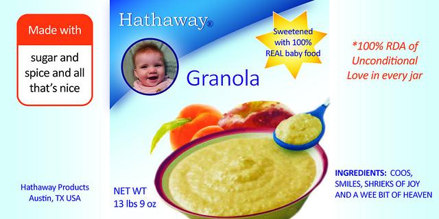 Gerber Baby Food Label Flickr Photo Sharing