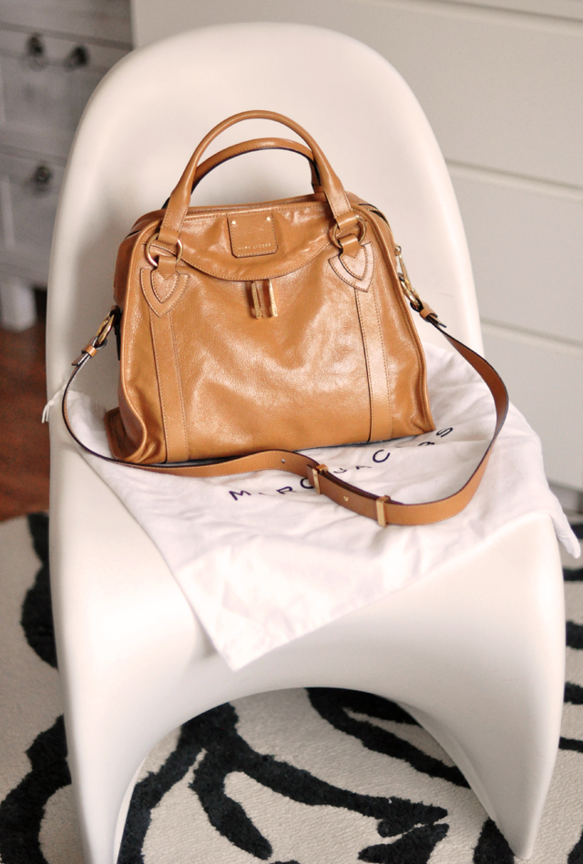 Marc Jacobs Bag  classic camel bag