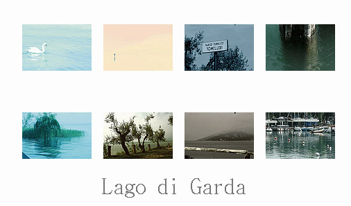 Lago di Garda, Screenshot