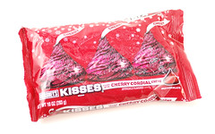 Hershey's Kisses Cherry Cordial Creme Bag