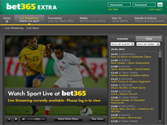 Bet365 Soccer Betting