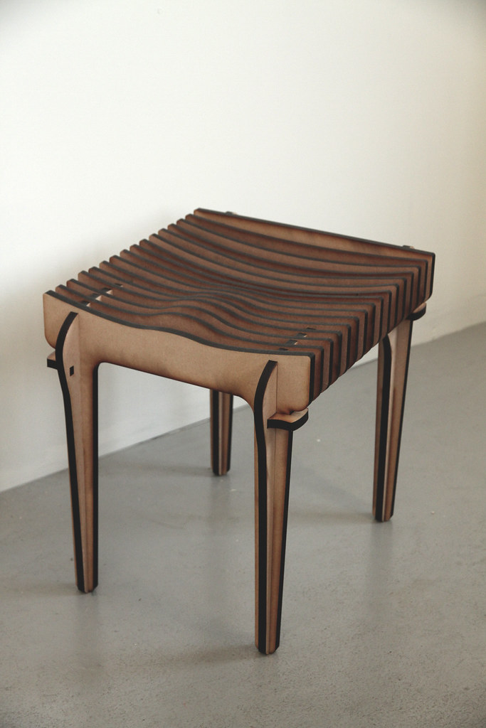 Sectional Stool
