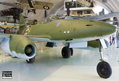 112372 - VK893 - 112372 - Luftwaffe - Messerschmitt Me.262A-2a - 080203 - RAF Museum Hendon - Steven Gray - IMG_7084