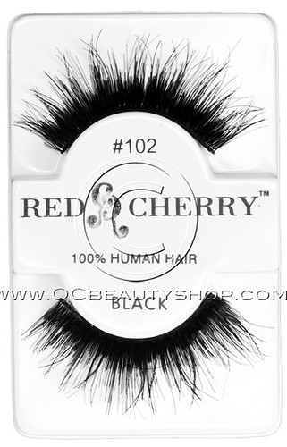 Red Cherry Eyelashes #102