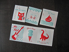 Letterpress Valentine's Day Cards