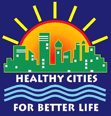 logo, Healthy Cities Noarlunga, South Australia (via MACHS)