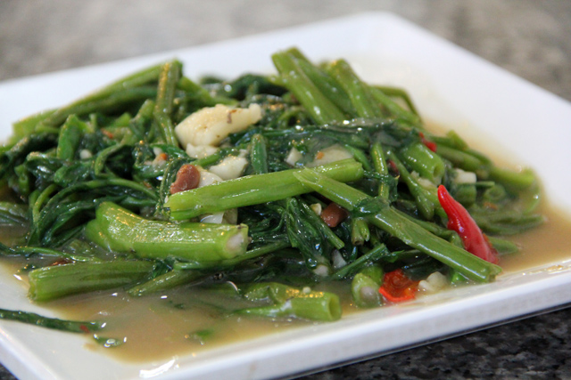 Thai Vegetable Dishes