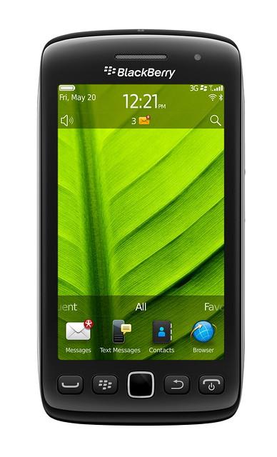 1 BlackBerry Torch 9860