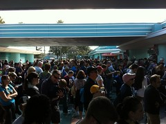 Hollywood Studios was incredibly busy