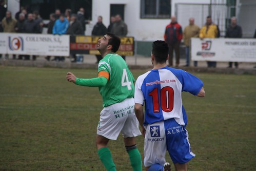 Altorricón 0 - Tamarite 0 (15/01/2012)