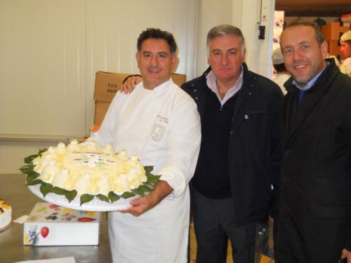 Torta di delizia al limone di Salvatore De Riso foto di Vincenzo Califano