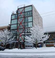 Modernist Lofts, First Hill, Seattle WA