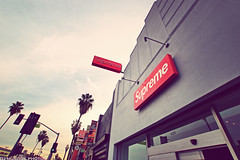 Supreme, Los Angeles