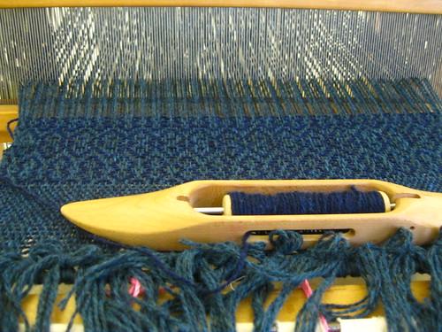 Weaving...