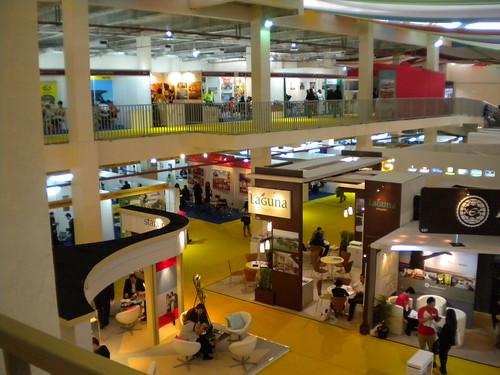 ATF Manado booth