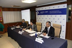 UNWTO press conferenc Madrid