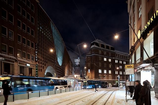 Helsingin yliopiston keskustakampuksen kirjasto