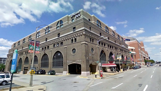 St. Louis City Market/Drury Hotel