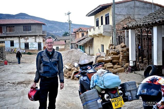 KLR 650 Trip Bolivia 236