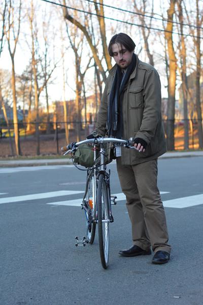 Van Nicholas Test Ride