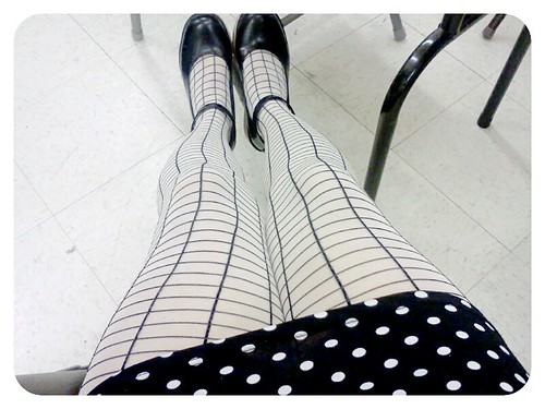 New tights! by iwantyoursoda