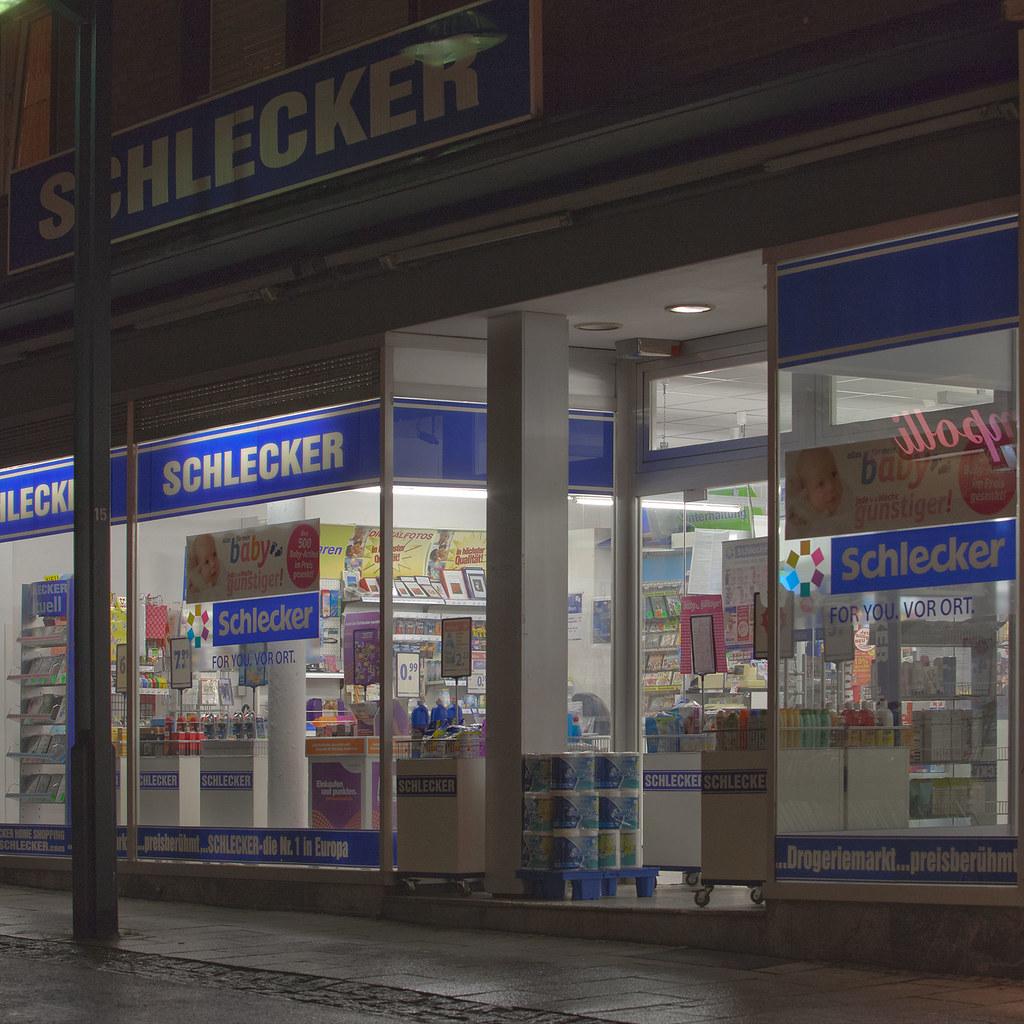 Schlecker 1; copyright 2012: Georg Berg