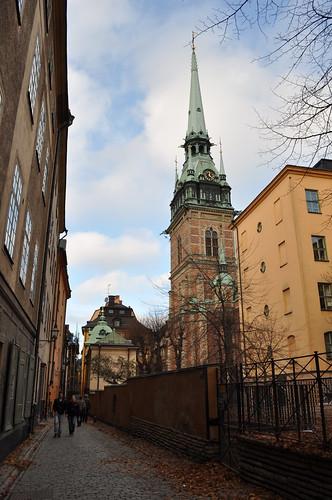 2011.11.10.193 - STOCKHOLM - Gamla stan - Tyska kyrkan (Sta Gertruds kyrka)