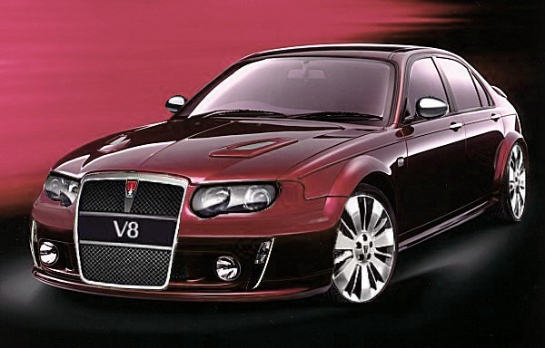 rover 75 vitesse v8 r40 photoshopped mg zt extreme adapted flickr photo sharing. Black Bedroom Furniture Sets. Home Design Ideas