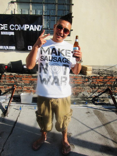 Seoul Sausage Appreciation Day