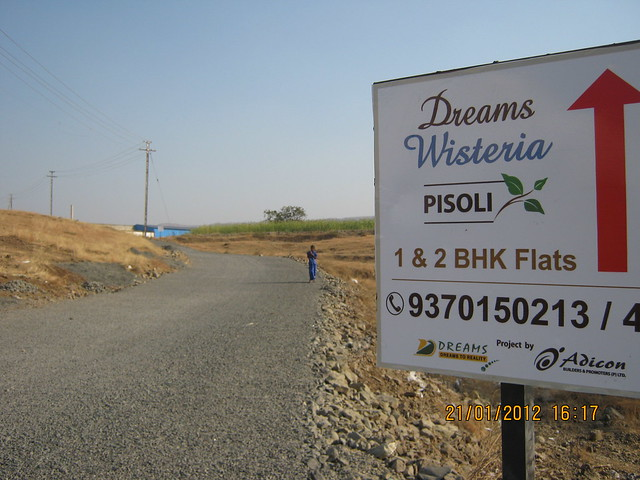 Road to Dreams Wisteria, 1 BHK & 2 BHK Flats at Pisoli, Pune 411 028