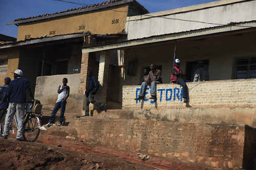 africa rural landscape scene rwanda peaceonearthorg