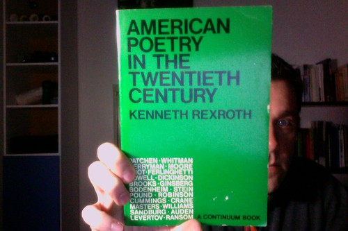 American Poetry in the Twentieth Century