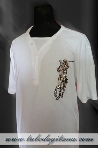 bordado camiseta