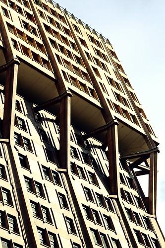 Torre Velasca #3 by Giulia Minetti [poca voglia di dedicarmi]