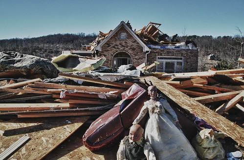 Aftermath: Clay, Alabama Tornado